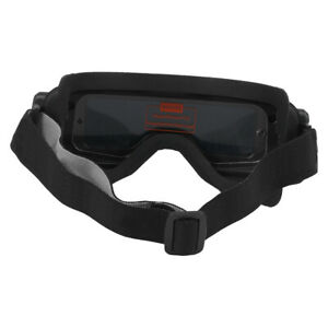 Welder Protective Goggles Welding Glasses Adjustable Shade For Mig Cut Tig Cut