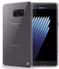 Samsung Galaxy NOTE 7 Flex Silicone Soft Durable TPU Skin Cover Protective Case