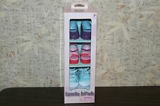 "Madame Alexander Favorite Friends Steppin' Out Shoe Pack for 18"" Dolls"