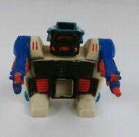 Vintage 1993 Z-bots Micro Machines Hea Figure Galoob