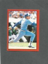 1982 O-Pee-Chee Baseball Sticker Barry Bonnell #251 Toronto Blue Jays *MINT