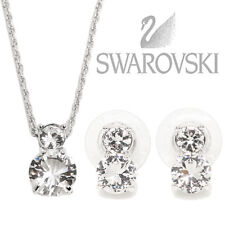 Swarovski Brilliance set  :  Earrings +  Necklace Nieuw 1807339