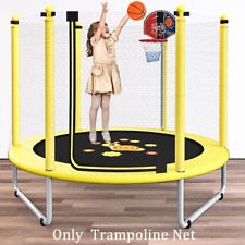 Trampoline Combo Bounce Jump Safety Anti-fall Enclosure Spring Net  1.2/1.4/1.5m