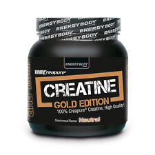 39,98 €/kg ++ Energybody CREAPURE Creatine Gold Edition (500g Dose) ++