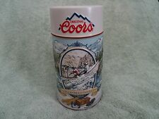 Coors Rocky Mountain Legend Collector Stein 1992 (2)