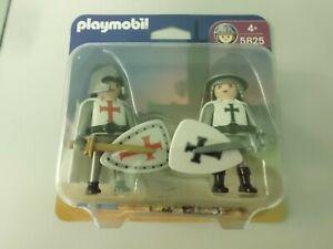 Playmobil Duo Pack 5825     2 x Kreuzritter  Neu / OVP