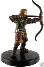 D&D mini ARTUS CIMBER (Human Ranger) Dungeons & Dragons TOA Pathfinder Miniature