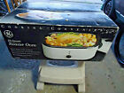 Ge 18 Quart 168962 Roaster Oven photo