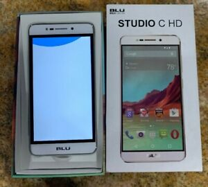 "BLU Studio C HD S090Q 8GB Unlocked GSM 5"" Quad-Core Smartphone w/ 8MP Camera ..."