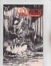 DC Comics! The Question! Issue 21!