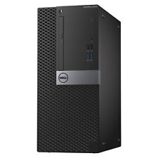 Cheap Fast Dell OptiPlex 5040 PC Core i5 6th Gen 16GB RAM 120GB SSD & 1TB HDD