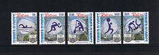 Samoa 2016 Summer Olympics Postage Stamp Set