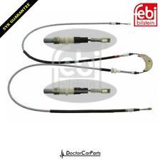 Handbrake Cable Parking Rear FOR FORD ESCORT VII 95->99 1.8 2.0 Manual