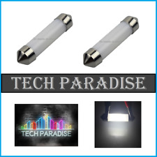 1x Ampoule 36mm C5W C7W C10W LED Bulb COB Blanc White plaque Navette Festoon
