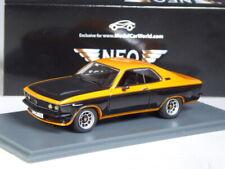 (KI-09-27) Neo Scale Models Opel Manta A orange/schwarz ltd. 300,  1:43 in OVP
