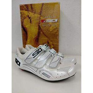 Sidi Zephyr Carbon Shoe - Women's Pearl White/White, EU 38 / US 6.25