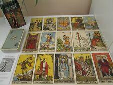 """""""Smith Waite Tarot"""" Centennial Edition Cards & Booklet Boxed set."""