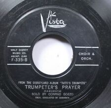 50'S & 60'S 45 Tutti'S Trumpets - Trumpeter'S Prayer / On The Trail On Buena Vis