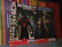 ULTIMATE UNIVERSE NOW - Lot de 2 volumes (N°1 & 2) - Ed. Panini Comics - Marvel