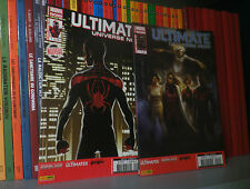 ULTIMATE UNIVERSE NOW - Lot de 2 volumes (N°1 & 2) - Ed. Panini Comics - Marvel