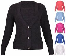 Wool Hip Length Jumpers & Cardigans Plus Size for Women