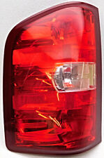 OEM Chevy Silverado GMC Sierra Left Driver Side Tail Lamp Lens Crack