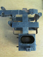 JAPANESE MOTORCYCLE BATTERY HOLDER UNKNOWN MODEL GOOD FOR PROJECT BUILD