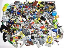 LEGO Vintage Space castle Pirates Blacktron Bulk Lot 1000 Parts Pieces 2 1/2 LBS