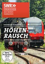 DVD Höhenrausch - Alpenländische Bahnraritäten SWR Dokumentation