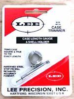 Lee 90114 .223 REMINGTON 5.56mm Case Length Gage and Shellholder