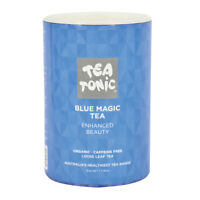 TEA TONIC Blue Magic Tea Tube 50g ( loose tea leaf )