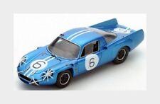 Alpine A210 #6 Winner Macao 1966 Mauro Bianchi Blue Met SPARK 1:43 43MC66