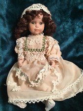 """12� Very Rare """"Arianna Bisque Porcelain Doll 1997� Perfect Mint Condition"""