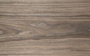 Walnut Veneer - REAL Wood - Fleeced Backed | 2400mm x 300mm - 0.72m2