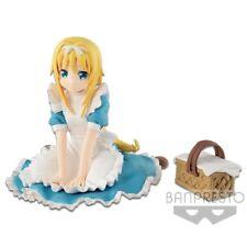 SAO Sword Art Online Alice Schuberg EXQ Figure Banpresto Japan Import - US Sell