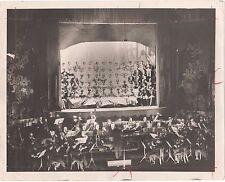 ORIGINAL PHOTOGRAPH ACADEMY OF MUSIC NEW YORK CLOSING NIGHT 1926 PRESS IMAGE