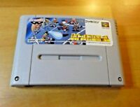 GAME/JEU SUPER FAMICOM NINTENDO NES JAPANESE SFC SNES Battle Dodgeball SHVC-BD *