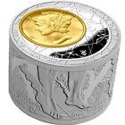 NIUE ISLAND 2013. 50 DOLLARS 6 OZ SILVER PROOF - FORTUNA REDUX