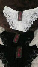 LOTS 24STRING TANGA POUR REVENDEUR blanc et noir