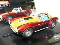 Carrera Evolution 27433 Shelby Cobra 289 Universal Memories No.4  NEU