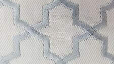 "Kyle James Zinc/ROBERT ALLEN fabric remnant 57"" wide X 84"" long"