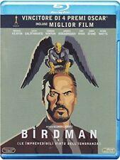 BLU RAY brd  film no dvd  BIRDMAN** con Michael Keaton   versione Italiano