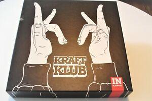 """Kraftklub  """" In Schwarz """" Limited  Fan Box """""""
