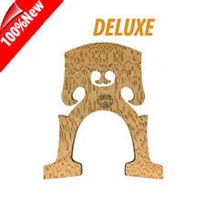 """Aubert Cello Bridge  """"DELUXE""""  92mm-- Belgian Style"""