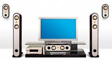 Swans S600A 5.0 Home Theatre/Hi-Fi Speakers *New* CHRISTMAS SPECIAL DEALER COST