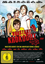 DVD  * VORSTADTKROKODILE 1 # NEU OVP  +