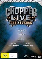 American Chopper Live - The Revenge (DVD, 2013) - Region 4