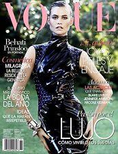 Vogue Mexico,Behati Prinsloo,Blake Lively,Tom Ford,Helmut Newton,Mario Testino