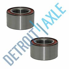 Both (2) Front Wheel Press Bearing Assembly for Escort TT Sephia Tracer Mazda VW