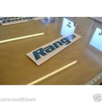 BAILEY Ranger - (2001) - Caravan Roof Name Sticker Decal Graphic - SINGLE